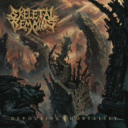 VINYLO.SK | SKELETAL REMAINS - DEVOURING MORTALITY [CD]