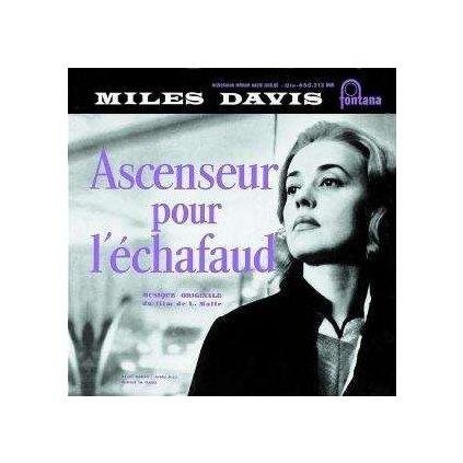 VINYLO.SK   DAVIS MILES ♫ ASCENSEUR POUR L'ECHAFAUD [CD] 0042283630529