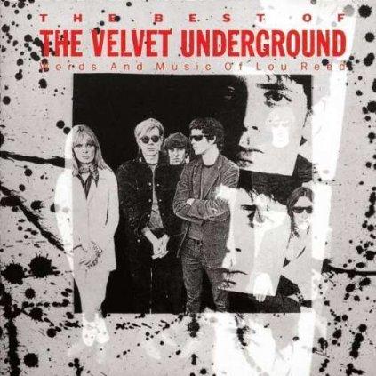 VINYLO.SK   VELVET UNDERGROUND, THE ♫ BEST OF [CD] 0042284116428