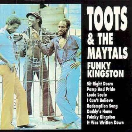 VINYLO.SK | TOOTS AND THE MAYTALS ♫ FUNKY KINGSTON [CD] 0042284658027