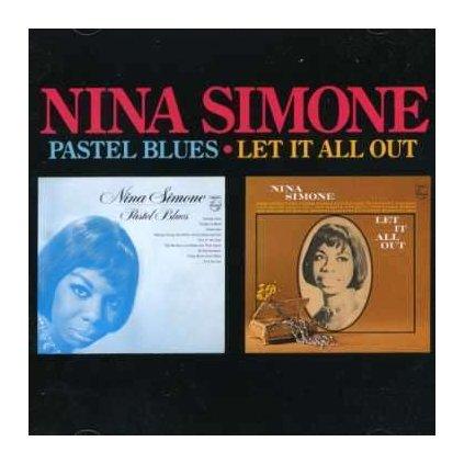 VINYLO.SK | SIMONE, NINA ♫ PASTEL BLUES / LET IT ALL OUT [CD] 0042284666329