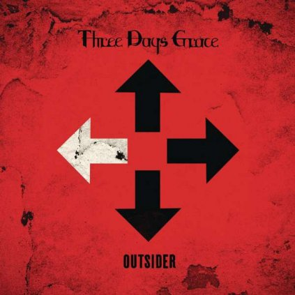 VINYLO.SK | THREE DAYS GRACE - OUTSIDER [CD]