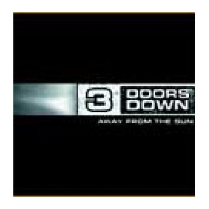 VINYLO.SK | 3 DOORS DOWN ♫ AWAY FROM THE SUN [CD] 0044006439624