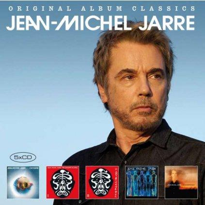 VINYLO.SK   JARRE, JEAN-MICHEL - ORIGINAL ALBUM CLASSICS2 [5CD]