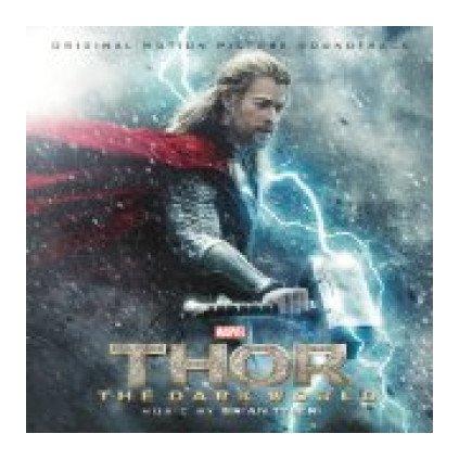 VINYLO.SK | OST ♫ THOR: THE DARK WORLD / TEMNÝ SVĚT [CD] 0050087301941