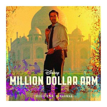 VINYLO.SK | OST ♫ MILLION DOLLAR ARM [CD] 0050087306823