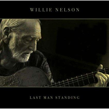 VINYLO.SK   NELSON, WILLIE - LAST MAN STANDING [LP]