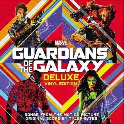 VINYLO.SK   OST ♫ GUARDIANS OF THE GALAXY / STRÁŽCI GALAXIE / Deluxe [2LP] 0050087310882