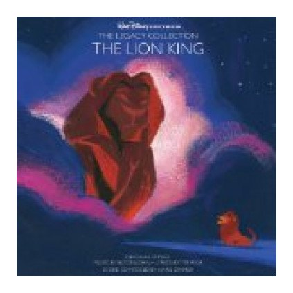 VINYLO.SK | OST ♫ THE LION KING (THE LEGACY COLLECTION) [2CD] 0050087315078