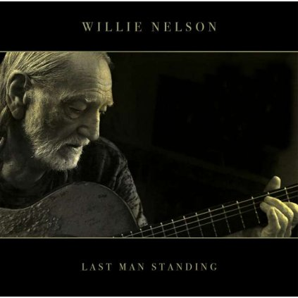 VINYLO.SK | NELSON, WILLIE - LAST MAN STANDING [CD]