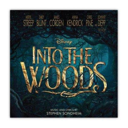 VINYLO.SK | OST ♫ INTO THE WOODS / ČAROVNÝ LES [CD] 0050087320157