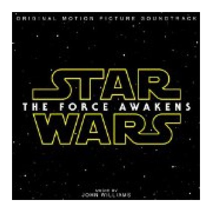 VINYLO.SK   OST ♫ STAR WARS: THE FORCE AWAKENS (ORIGINAL MOTION PICTURE SOUNDTRACK) / Deluxe [CD] 0050087323295