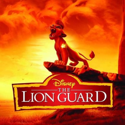 VINYLO.SK | OST ♫ THE LION GUARD [CD] 0050087328344