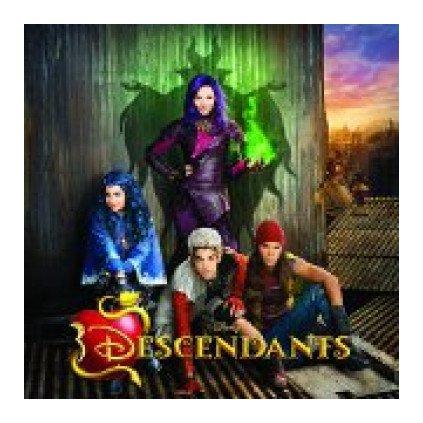 VINYLO.SK | OST ♫ DESCENDANTS / NÁSLEDNÍCI [CD] 0050087329129