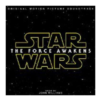 VINYLO.SK   OST ♫ STAR WARS: THE FORCE AWAKENS (ORIGINAL MOTION PICTURE SOUNDTRACK) [CD] 0050087335885