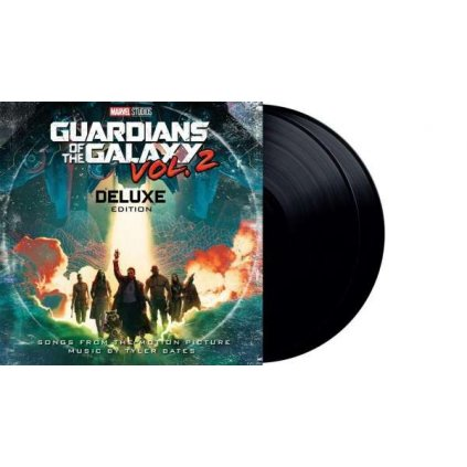 VINYLO.SK   OST ♫ GUARDIANS OF THE GALAXY-2 / STRÁŽCI GALAXIE VOL. 2 / Deluxe [2LP] 0050087368746