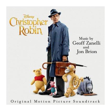 VINYLO.SK | OST ♫ CHRISTOPHER ROBIN [CD] 0050087392109