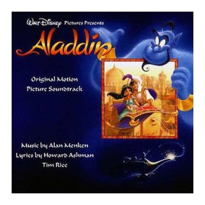 VINYLO.SK | OST ♫ ALADDIN [CD] 0050087416478