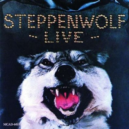 VINYLO.SK | STEPPENWOLF ♫ LIVE [CD] 0076732601327
