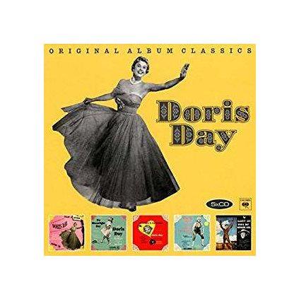 VINYLO.SK | DAY, DORIS - ORIGINAL ALBUM CLASSICS [5CD]