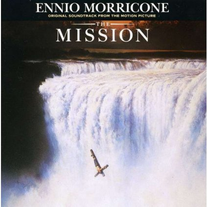 VINYLO.SK | OST ♫ MISSION THE [CD] 0077778600121