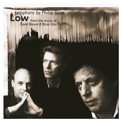 VINYLO.SK | BOWIE, DAVID/PHILIP GLASS/BRIAN ENO - LOW SYMPHONY (LP)180GR./INSERT/DELUXE PVC SLEEVE/FIRST TIME ON VINYL