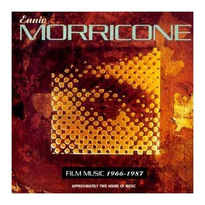 VINYLO.SK | MORRICONE ENNIO ♫ FILM MUSIC 1966 - 1987 [2CD] 0077778678229
