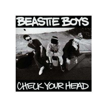 VINYLO.SK | BEASTIE BOYS ♫ CHECK YOUR HEAD [CD] 0077779893829