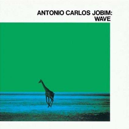VINYLO.SK   JOBIM, ANTONIO CARLOS ♫ WAVE [CD] 0082839300223