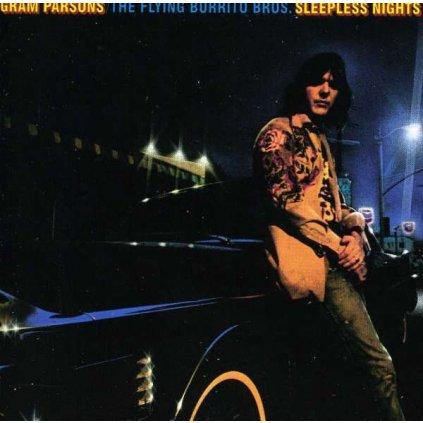 VINYLO.SK | FLYING BURRITO BROTHERS ♫ SLEEPLESS NIGHTS [CD] 0082839319027