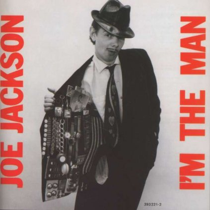 VINYLO.SK | JACKSON, JOE ♫ I'M THE MAN [CD] 0082839322126