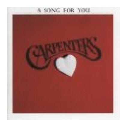 VINYLO.SK | CARPENTERS, THE ♫ A SONG FOR YOU [CD] 0082839351126
