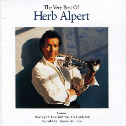 VINYLO.SK | ALPERT, HERB ♫ VERY BEST OF [CD] 0082839716529