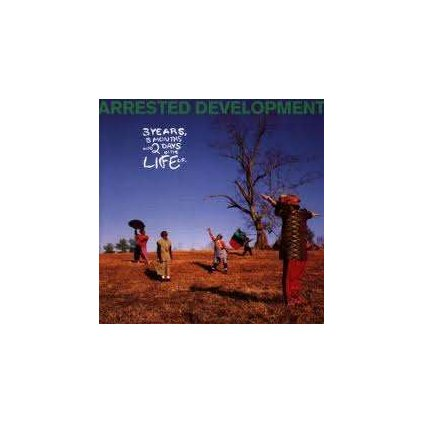 VINYLO.SK | ARRESTED DEVELOPMENT ♫ 3 YEARS, 5 MONTHS & 2 DAYS IN THE LIFE OF... [CD] 0094632192929