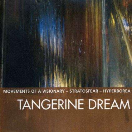VINYLO.SK | TANGERINE DREAM ♫ ESSENTIAL [CD] 0094634398329
