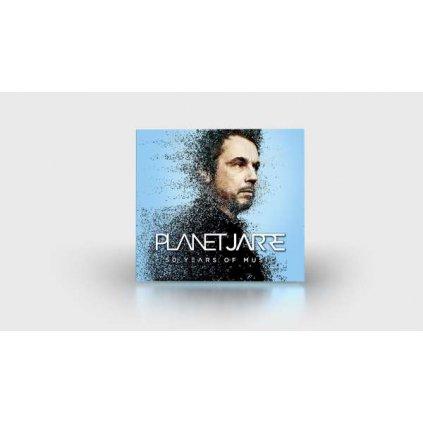 VINYLO.SK | JARRE, JEAN-MICHEL - PLANET JARRE / Deluxe [2CD]