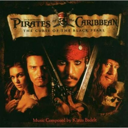 VINYLO.SK | OST ♫ PIRATES OF THE CARIBBEAN / 1 [CD] 0094635323726