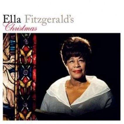 VINYLO.SK | FITZGERALD ELLA ♫ ELLA FITZGERALD'S CHRISTMAS [CD] 0094636392424