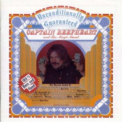 VINYLO.SK   CAPTAIN BEEFHEART ♫ UNCONDITIONALLY GUARANTEED [CD] 0094636551128