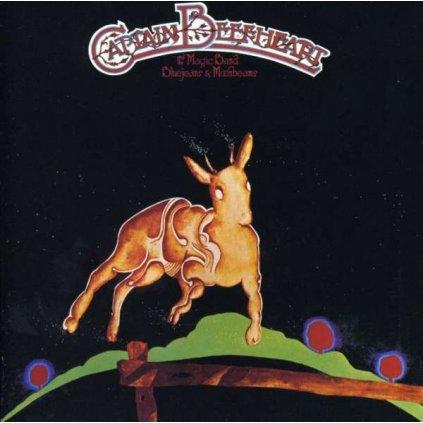 VINYLO.SK   CAPTAIN BEEFHEART ♫ BLUE JEANS AND MOONBEAMS [CD] 0094636551524