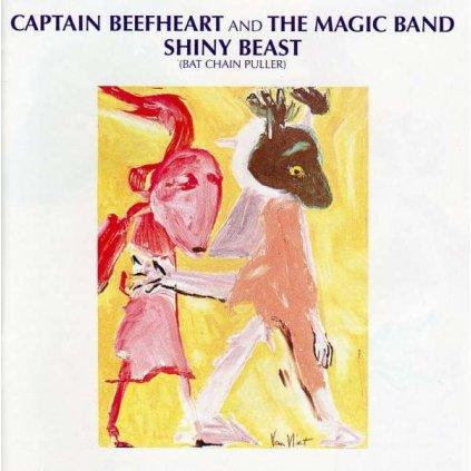 VINYLO.SK   CAPTAIN BEEFHEART ♫ SHINY BEAST [CD] 0094636551722