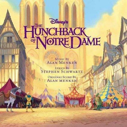VINYLO.SK | OST ♫ HUNCHBACK OF NOTRE DAME [CD] 0094636893822