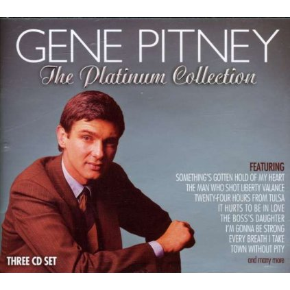 VINYLO.SK | PITNEY GENE ♫ PLATINUM COLLECTION [3CD] 0094637482827