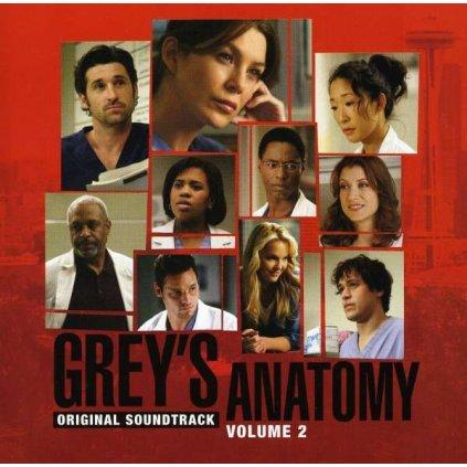 VINYLO.SK | OST ♫ GREY'S ANATOMY PART II [CD] 0094637872727
