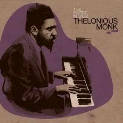 VINYLO.SK | MONK, THELONIOUS ♫ FINEST IN JAZZ [CD] 0094638612827