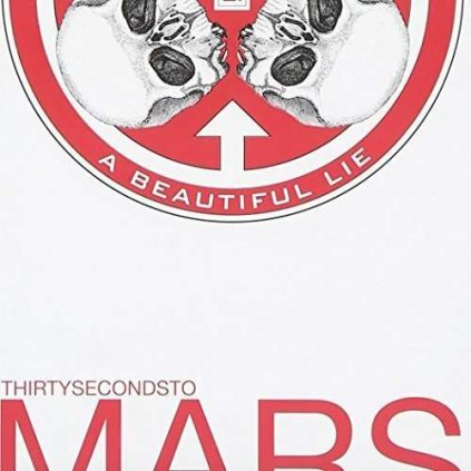 VINYLO.SK | 30 SECONDS TO MARS ♫ A BEAUTIFUL LIE [CD] 0094638868729
