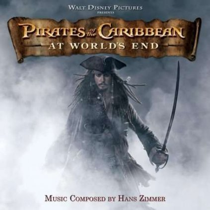 VINYLO.SK | OST ♫ PIRATES OF THE CARIBBEAN / 3 [CD] 0094639570324