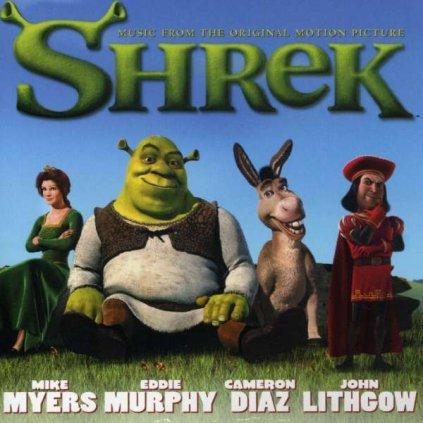 VINYLO.SK | OST ♫ SHREK [CD] 0600445030527