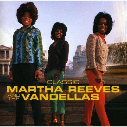 VINYLO.SK | REEVES MARTHA & VANDELLAS ♫ CLASSIC [CD] 0600753168646