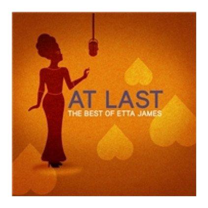 VINYLO.SK | JAMES, ETTA ♫ AT LAST - THE BEST OF [CD] 0600753308431